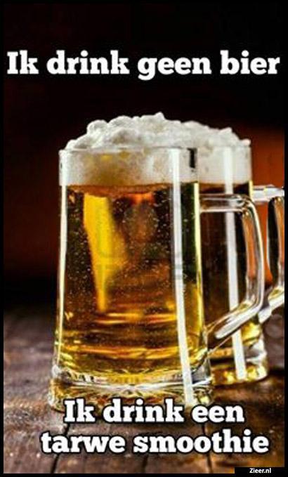 Extreem Ik drink gen bier | #ZJ17