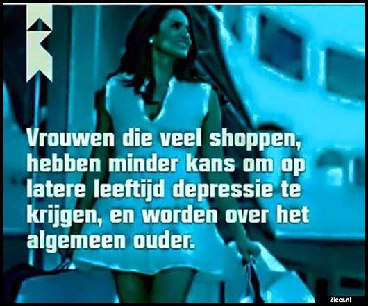 shoppen vrouwen